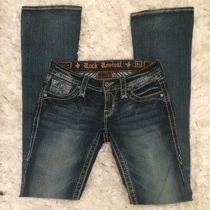 Rock Revival size 24 bootcut Melora style